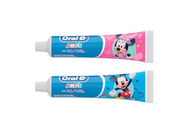 Dentífrico Minnie & Mickey 50gr.