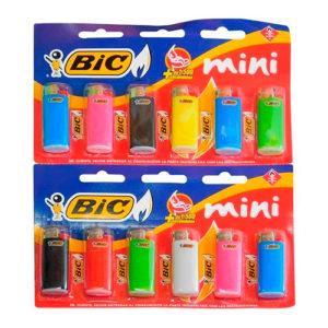 Encendedores Mini Bic