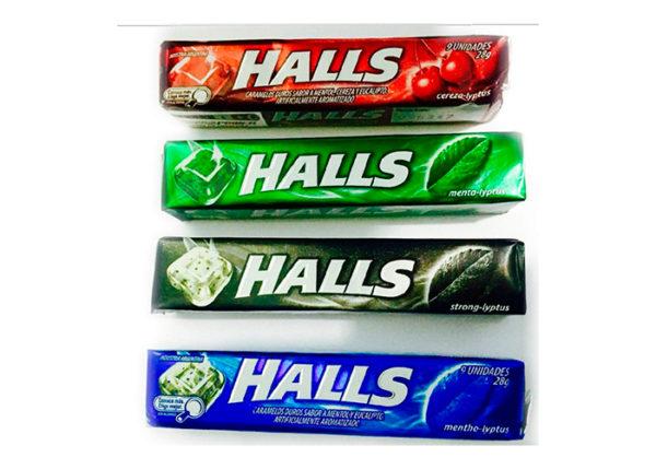 Pastillas Halls
